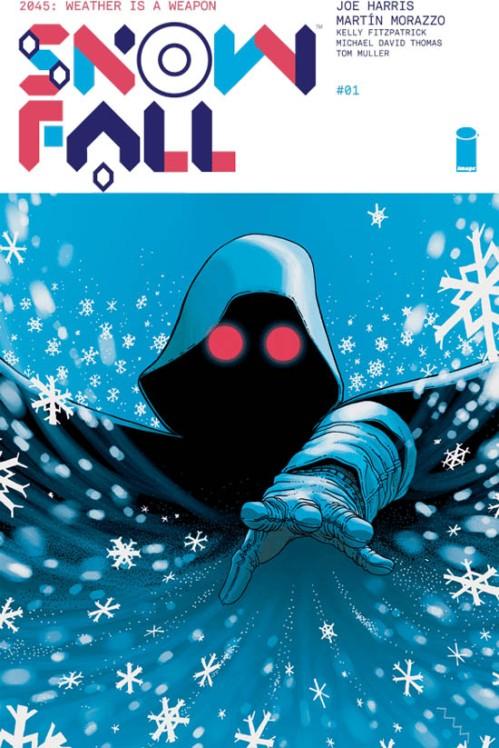 Snowfall Image Comics 2016