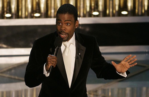 Chris Rock tells it like it is at The Oscars.