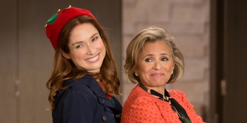 Ellie Kemper and Amy Sedaris