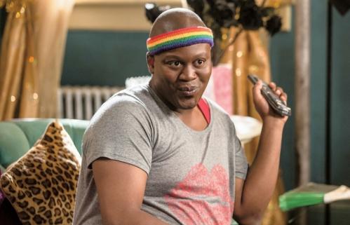 Tituss Burgess as Titus Andronicus, no...Titus Andromedon!
