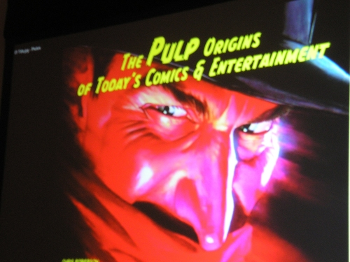 The Pulp Roots of Today's Comics and Entertainment