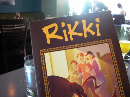 RIKKI by Norm Harper and Matthew Foltz-Gray