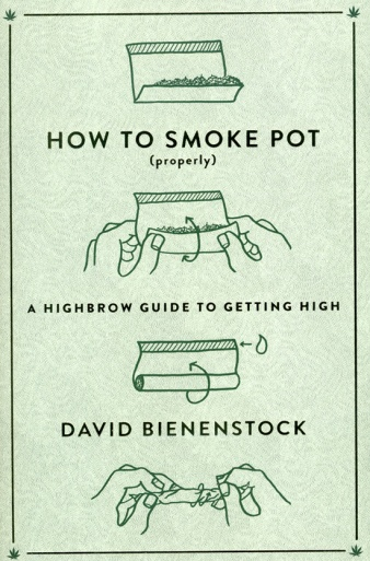 Image result for how to smoke pot properly book