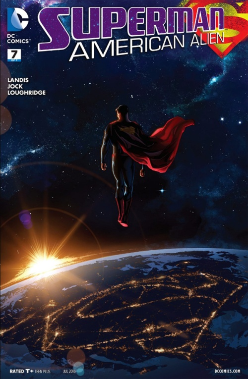 Superman American Alien Landis