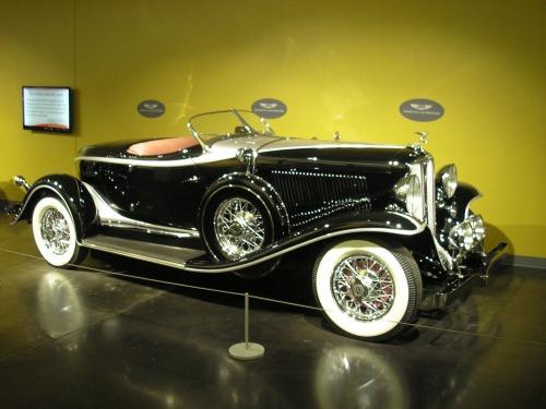 Wow, a 1931 Auburn Boattail Speedster!