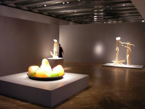 Oversized Fruit Sculpture by Kirkpatrick and Mace
