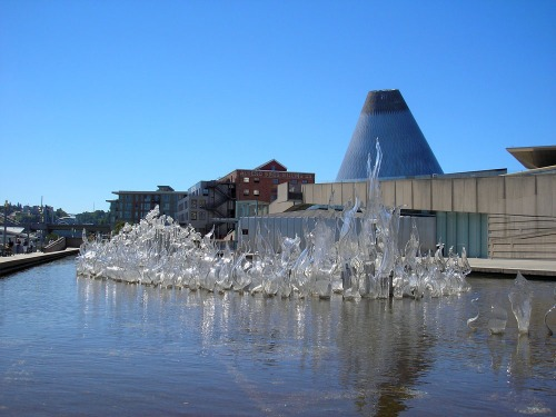 Museum of Glass, Tacoma, Washington