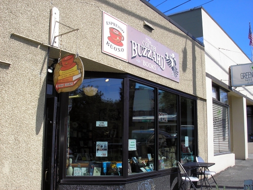 Local Flavor: Couth Buzzard Books Espresso Buono Cafe