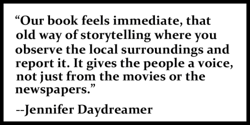 Jennifer Daydreamer quote
