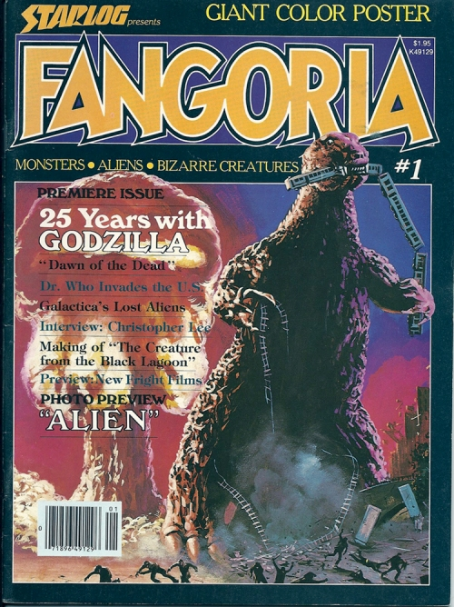 Fangoria, Issue One, August 1979