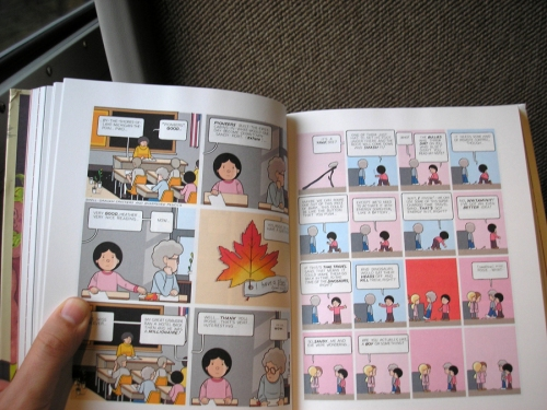 """Misfits band together in Chris Ware's """"The Last Saturday."""""""