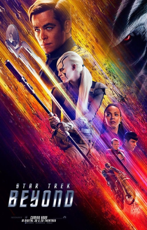 """STAR TREK BEYOND"" (2016) PARAMOUNT PICTURES"