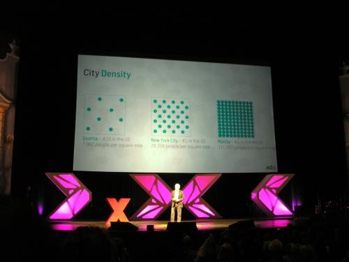 Scott Wyatt talks about urban density.