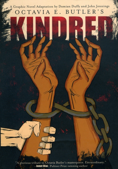 """Kindred: A Graphic Novel Adaptation"""