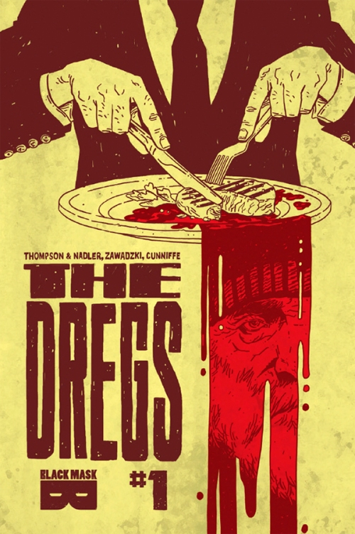 THE DREGS, published by Black Mask Studios