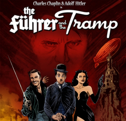 """The Fuhrer and the Tramp"""