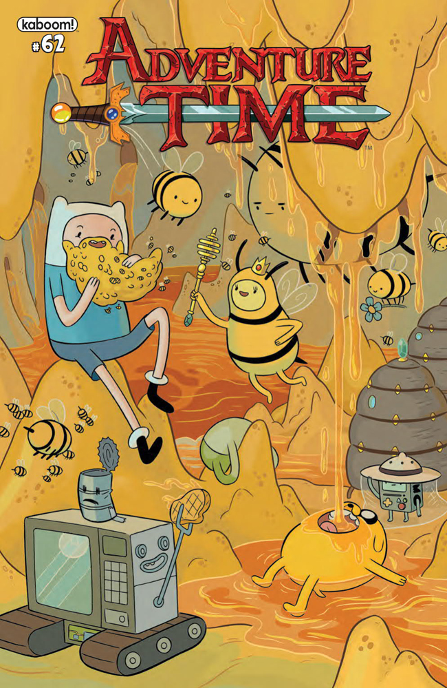adventure time comic porn