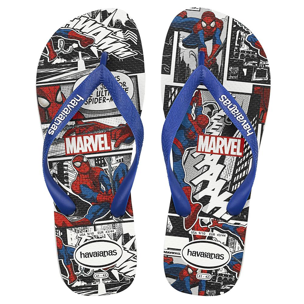 e36e055772da Havaianas Launches Marvel Comics Collection of Flip Flops