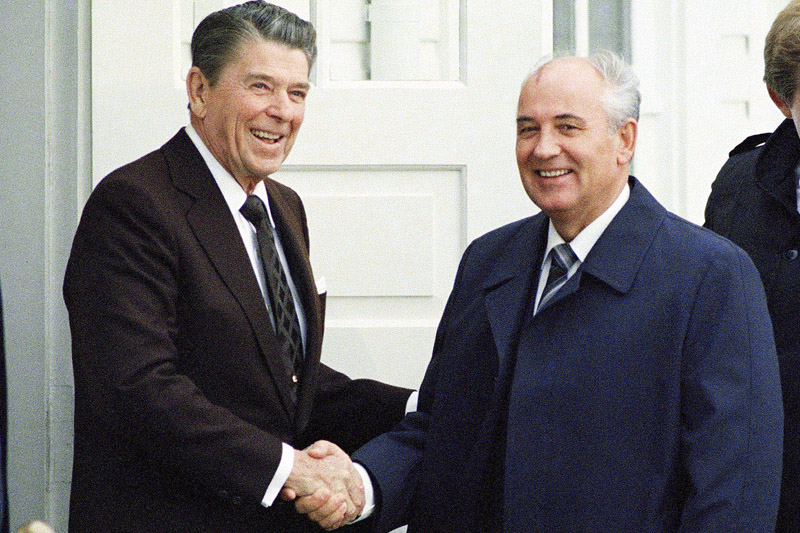 Image result for mikhail gorbachev