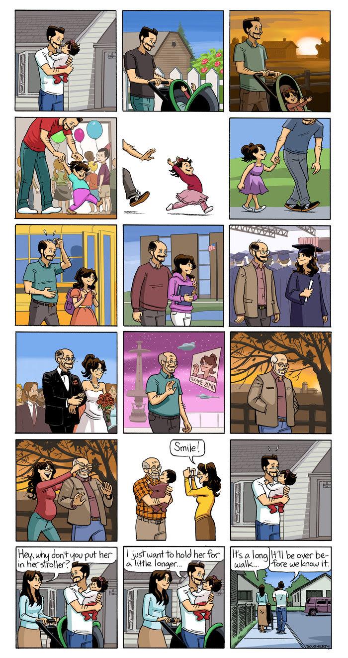 Eggers comic strip